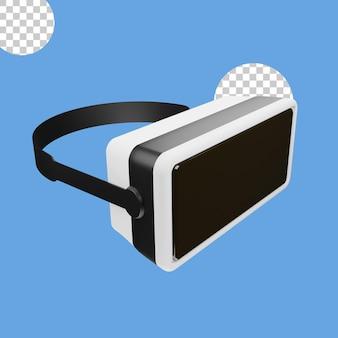3d render modelagem augmentasi reality concept