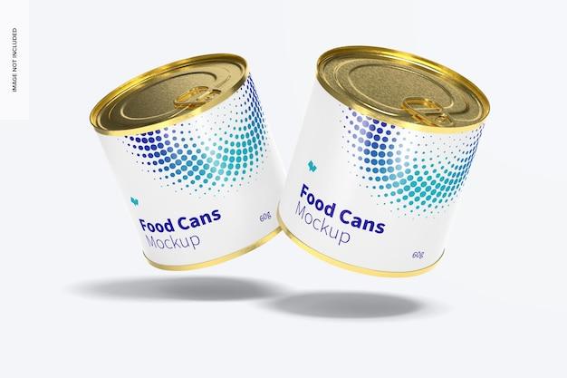 60g para latas de alimentos