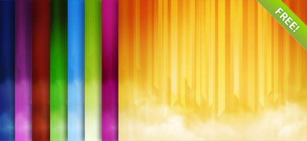 Abstract backgrounds linear