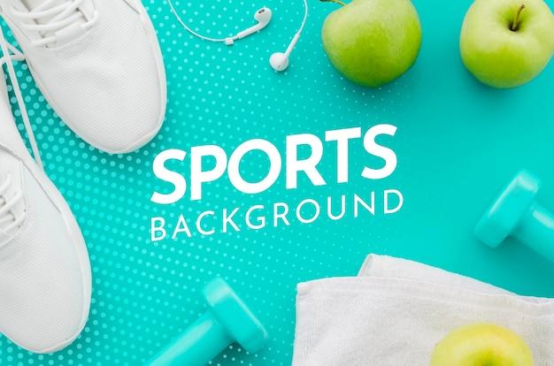 Alimentação saudável e esporte