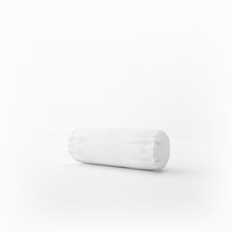 Almofada macia de cilindro