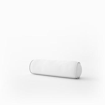 Almofada macia de cilindro Psd grátis