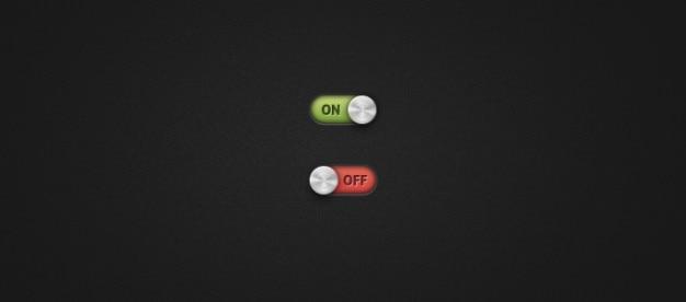 Alternar interruptor psd