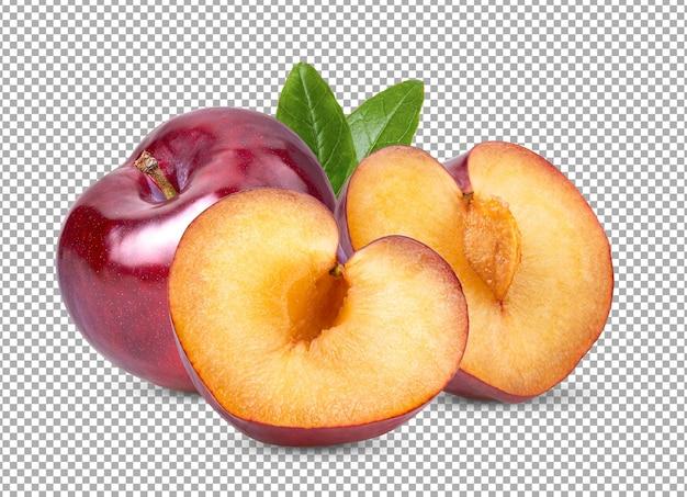 Ameixa cereja vermelha