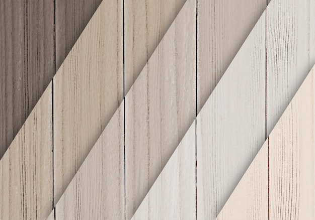 Amostras de assoalho de madeira texturizado fundo