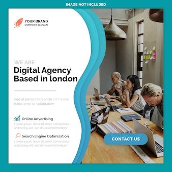 Anúncios de consultor digital