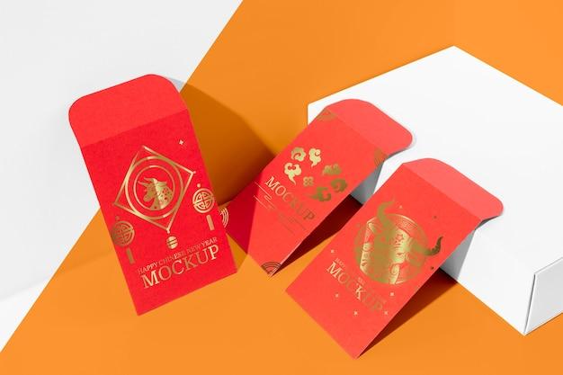 Arranjo de ano novo chinês