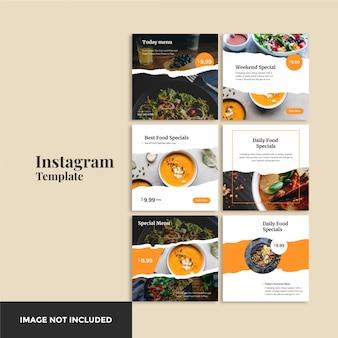 Banner do instagram