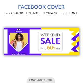 Banner no facebook
