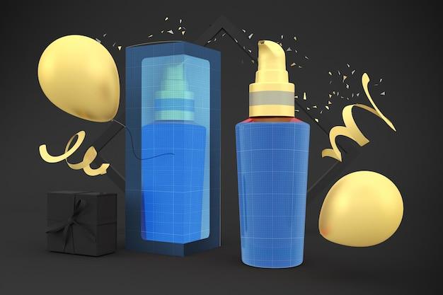 Bomba de garrafa black friday