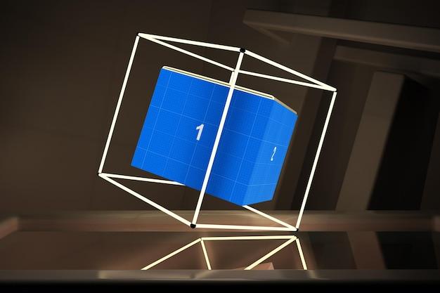 Box neon