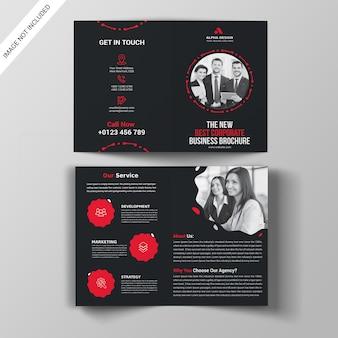 Brochura bi-corporativa