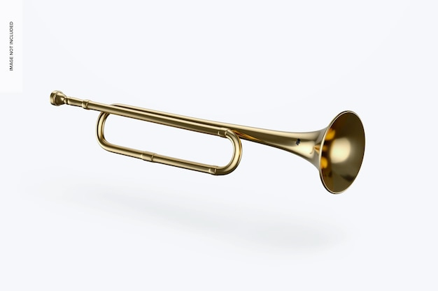 Bugle mockup
