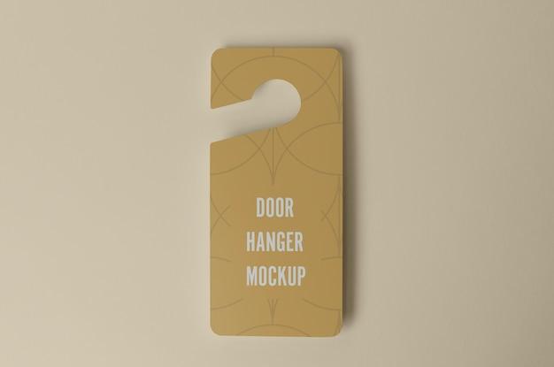 Cabide de porta para privacidade
