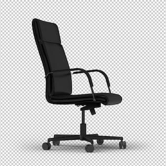 Cadeira de escritório 3d