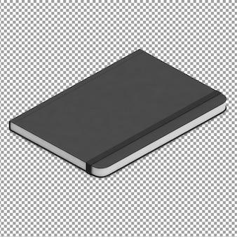 Caderno isométrico