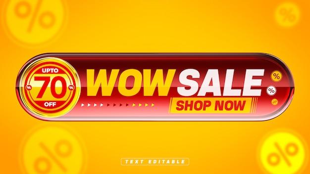 Caixa acrílica vermelha atraente vermelha para compras on-line com 70% de desconto