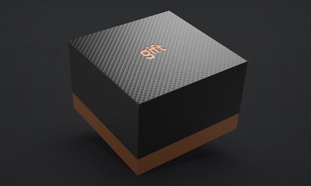 Caixa de presente de luxo
