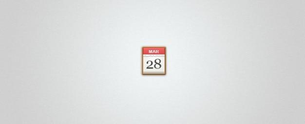 Calendário ícone