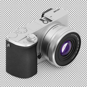 Câmera isométrica