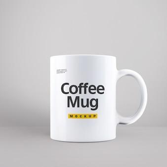 Caneca de café maquete