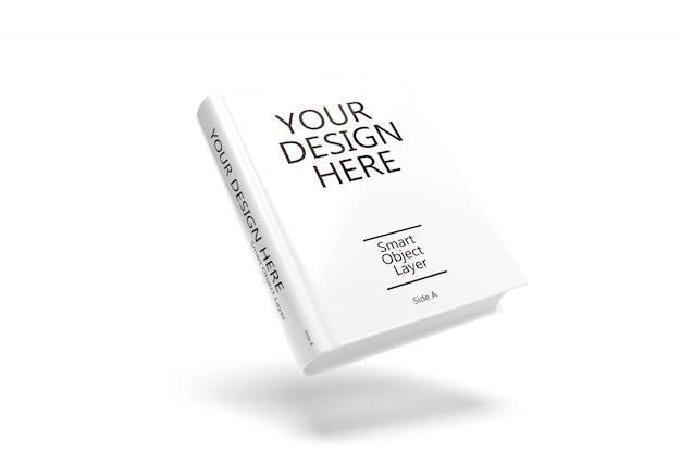 Capa de livro simulada