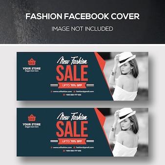Capas para facebook Psd Premium