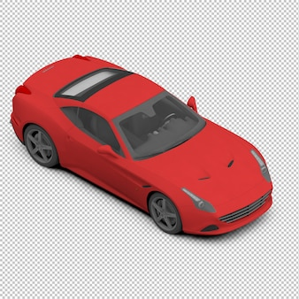 Carro isométrico