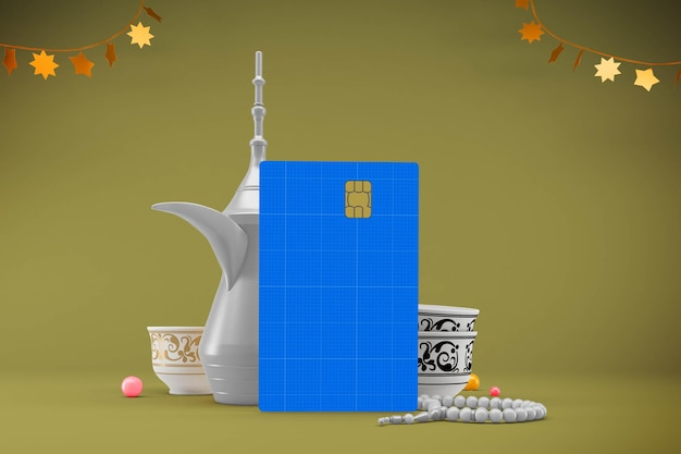 Cartão de crédito eid