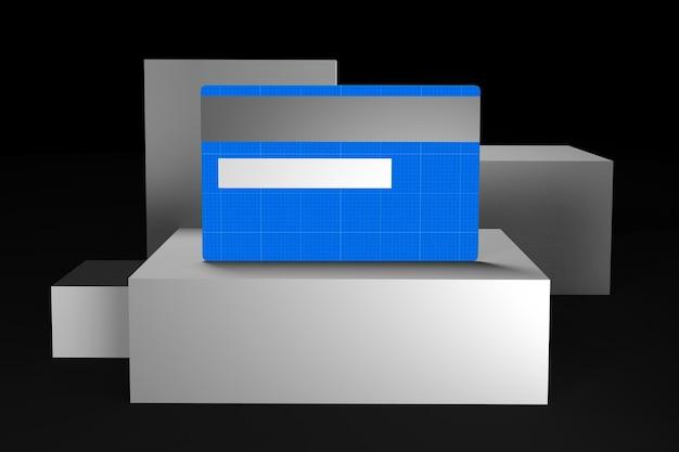 Cartão de crédito em níveis