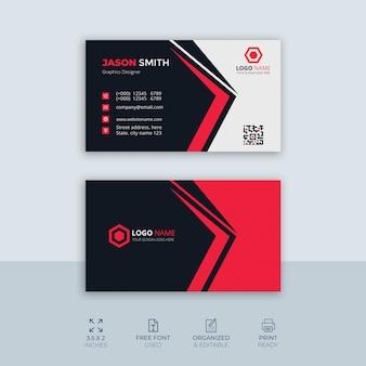 Cartão profissional
