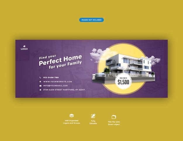 Casa perfeita para banner de venda