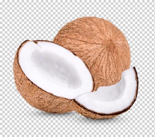 Coco isolado