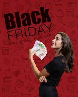 Compras on-line disponíveis na sexta-feira negra