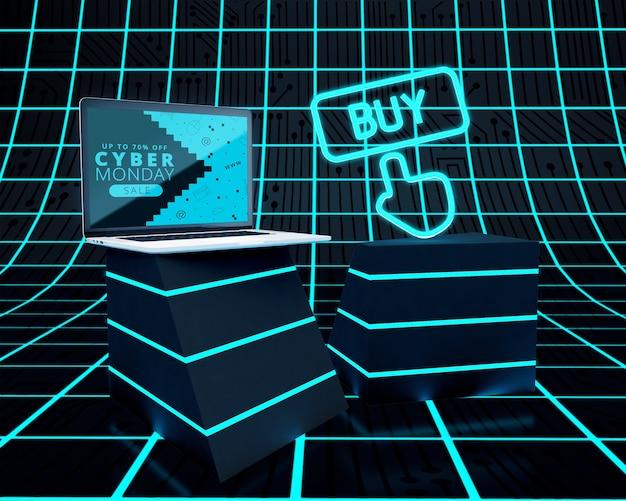 Compre agora oferta de laptop cyber segunda-feira