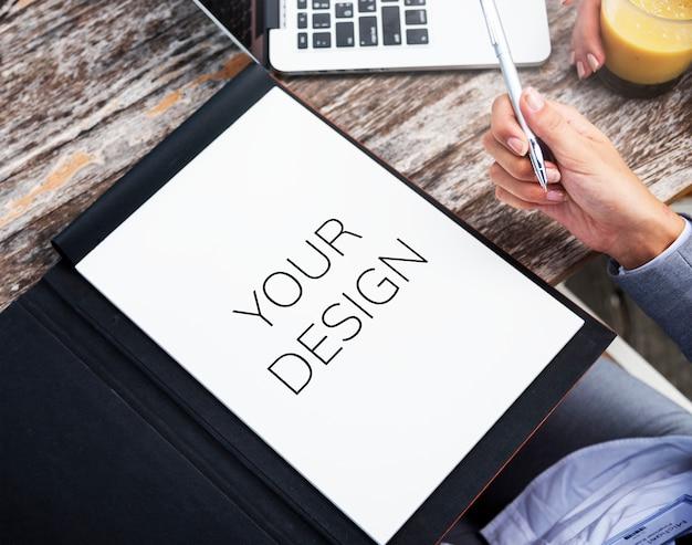 Conceito de sucesso de planejamento de estratégia de análise de negócios