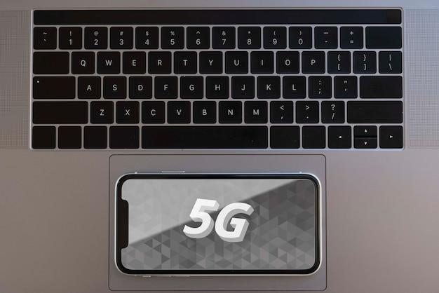 Conexão wifi de 5g para dispositivos eletrônicos
