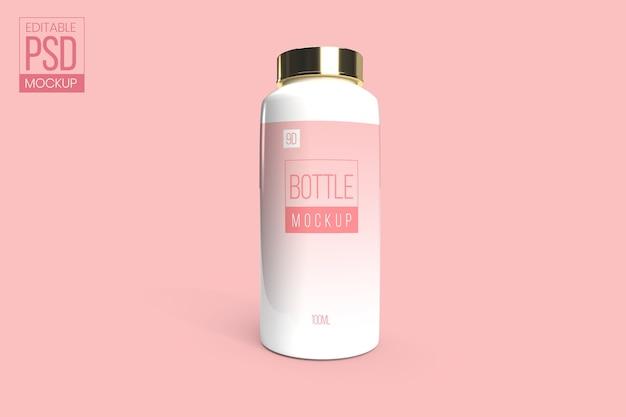 Cosmético hidratante de beleza para a pele