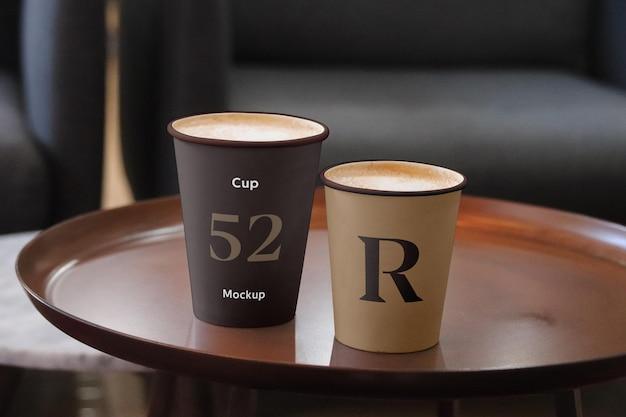 Cup mockups