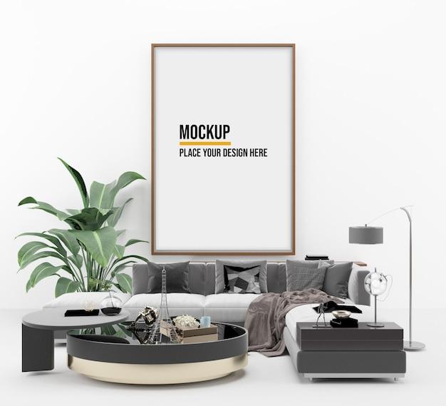 Decorações inspiradoras para salas de estar