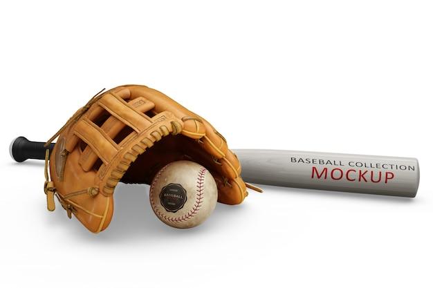 Design de equipamento de beisebol