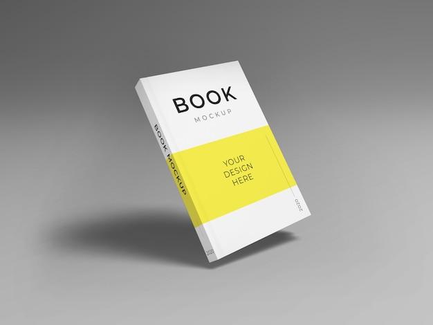 Design de maquete de livro