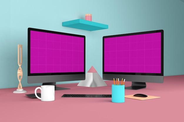 Desktop do site