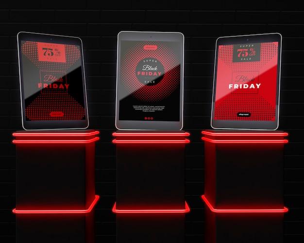 Dispositivo eletrônico com ofertas promocionais