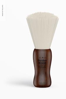 Duster brush professional mockup