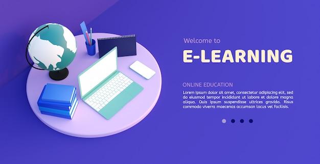 Educação on-line moderna