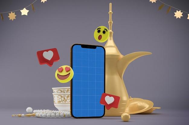 Eid social media Psd Premium