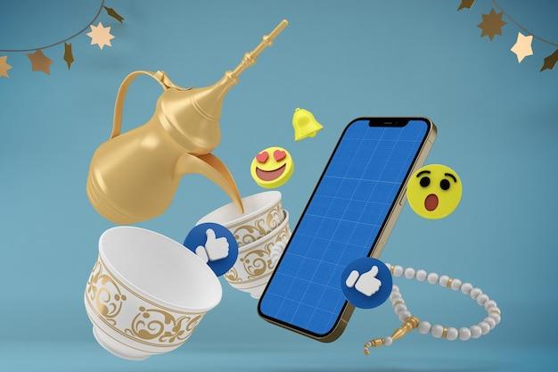 Eid social media