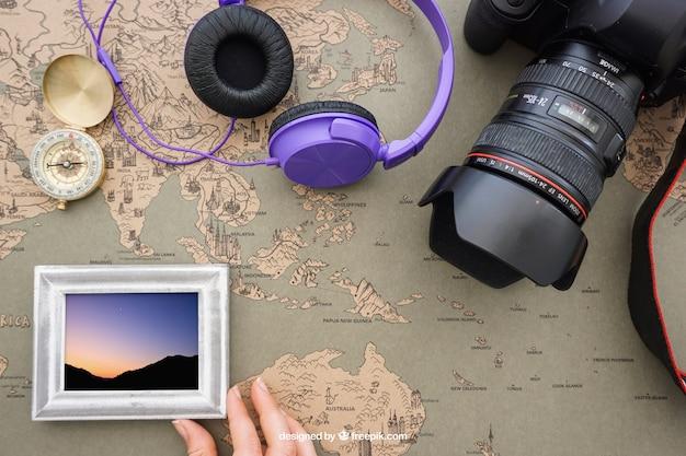 Elementos de viagem