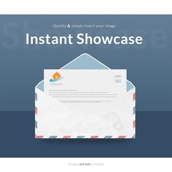Envelope se maquete